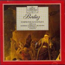 BERLIOZ - SYMPHONIE FANTASTIQUE / BAMBERG SYMPHONY ORCHESTRA / JONEL PERLEA - CD