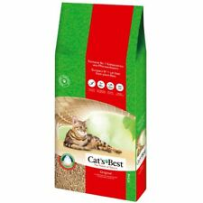 40L (17.2KG) Cats Best Okoplus Original Clumping Cat Litter Mega Pack