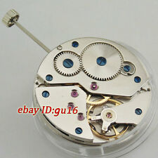 17 Jewels Asian hand winding 6498 classic watch movement fit parnis watch P439-a
