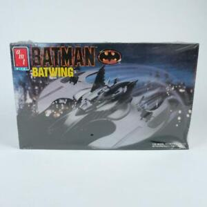AMT ERTL Batman Batwing 1/25 Scale Plastic Model Kit 6970 New Sealed Box