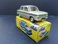 Vintage - NSU PRINZ IV TYP 47 - 1:43 SOLIDO 127 Come Nuova / As New Condition