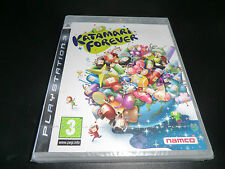 KATAMARI FOREVER  SONY PLAYSTATION 3 PS3 NEW AND SEALED