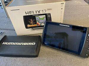 Humminbird HELIX 12 CHIRP MDI G2N GPS Fishfinder
