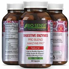 Digestive Enzymes with Probiotics - L. Acidophilus for Better Digestion & Bowels