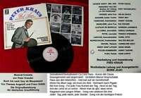 LP Peter Kraus als Bel Ami Musical-Comedy Kai Fischer Ursula Borsodi (Columbia)