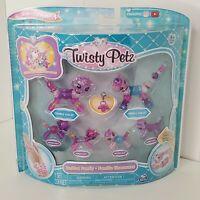 Twisty Petz Series 3 UniCat Family Pack Collectible Bracelet Set for Kids Twist