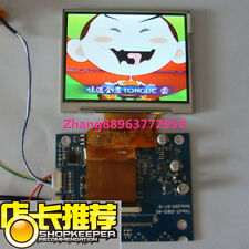 2AV LCD controller board VS-D1612-N3 + 3.5inch 320x240 LQ035NC111 LCD Panel zh88