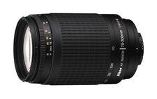 Nikon Zoom-NIKKOR 70-300mm Focal Camera Lenses