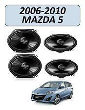 Fits MAZDA 5 2006-2010 Speaker Replacement Combo Kit, PIONEER MAZDA5