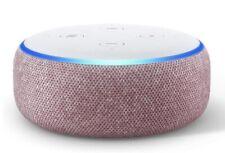 NEW Amazon Echo Dot 3rd Generation Smart Speaker with Alexa - Plum