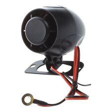 12V Car Van Truck Auto Vehicle Alarm Warning Siren Horn Security Protection Q5Y2