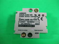 Omron Power Device Cartridge -- G32A-A40-VD -- New