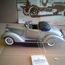 Franklin Mint 1936 Hudson 8