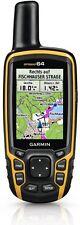 "GARMIN GPS MAP 64 OUTDOOR PROFI NAVIGATION VIELE FUNKTIONEN 6,6 CM 2,6"" DISPLAY"