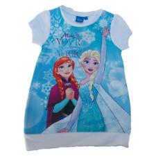 Completo Corto Disney Bambina Estivo FROZEN Principesse Elsa e Anna FR18221021