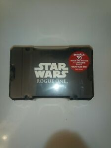 Topps Star Wars:Rogue One Collector Case Trading Cards highly collectable SEALED