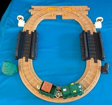 Geotrax Rail Track Pack B4338 AND Freightway Transport B4343 - Complete