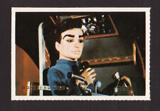 Thunderbirds Gerry Anderson Vintage 1960s Card from Japan C