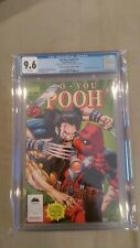 Do You Pooh #1 CGC 9.6 New Mutants 93 Homage Houston Convention Edition