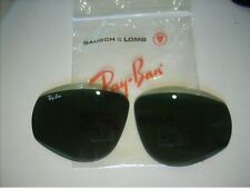 RAY BAN  bausch & lomb   coppia  lenti  RB  classic metal  5    G-15