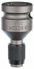 """Bosch Pro Adapter 1/2""""-Innenvierkant auf 1/4""""-Innensechskant Zubehor Werkzeug"""