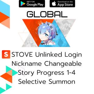 [Global] Rem | Epic Seven Epic 7 Name Change Limited Starter Account