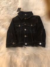 DL1961 Toddler Manning Dark Denim Jacket Size 2/3