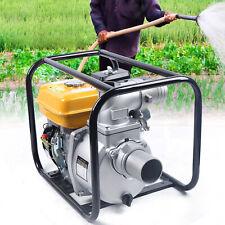 High Pressure Water Pump 75 Hp 3 Portable Semi Trash Water Pump For Irrigation