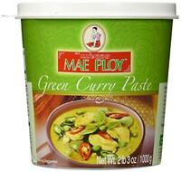 MAE PLOY THAI GREEN CURRY PASTE 1KG - LARGE PACK