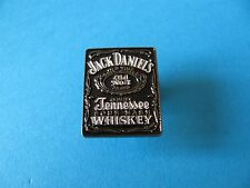 JD Whisky Pin Badge. Old No 7 Brand, Jack Daniels.