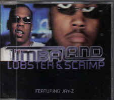 Timbaland feat Jay Z-Lobster &Scrimp cd maxi single