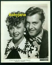 GINGER ROGERS GEORGE MONTGOMERY VINTAGE 8X10 PHOTO 1942 ROXIE HART