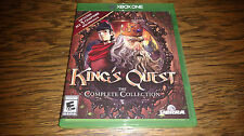 King's Quest: Adventures of Graham (Microsoft Xbox One, 2015)