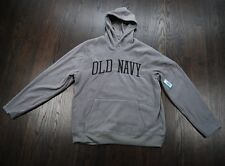 Old Navy hooded sweatshirt fleece lined size extra large new with tags hoodie