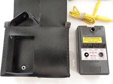 TESTEUR 127/220/380V ELECTRONIQUE ELECTRICITE DETEX MS-503 CATU/PARIS VINTAGE