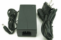 UNIVERSAL DC 12V 4A POWER SUPPLY AC ADAPTER CHARGER FOR CHAIR LCD LED TV MONITOR