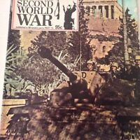 Second World War Magazine Allies Out Of Greece Part 15 July 19, 1973 070917nonrh