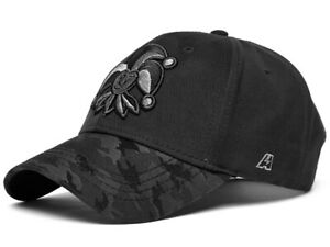 Jokerit Helsinki cap hat black on black  KHL team Ice Hockey HC Finland Joker