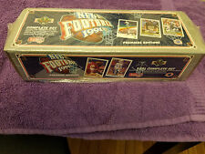 1991 NFL Football Upper Deck Complete Set Premiere Edition 700 Cards Sealed