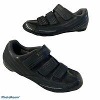 Shimano Mens Cycling Shoes Black SZ EU 40 US 6.7 SH-RP200-S L No Cleats