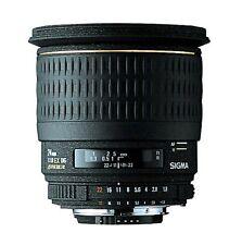Sigma EX DG Aspherical 24mm F/1.8 AF EX DG Lens