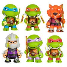 Kidrobot Teenage Mutant Ninja Turtles TMNT Ooze Action Glow in the Dark Set