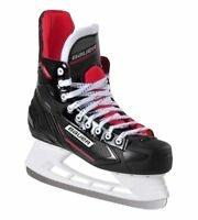 New Bauer NSX Ice Hockey Skates Mens (R) Fit Junior & Senior✅ Free Blade Guards