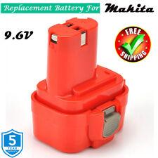 Battery For Makita 9.6V 2.0AH 9120 9122 192596-6 6207D 6222D 6226D 9.6 VOLT Tool