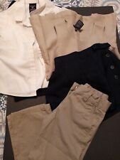 Girl School Uniform Lot 4/5 Xs pre-owned