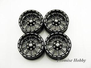 D10S 2.2 alloy beadlock wheel rim for 1/10 rc crawler Axial AX10 RC4WD LOSI T2