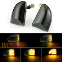 For Mercedes Smart W 451 Cabrio Tailor Made Ultimate Smoked Side Markers Light