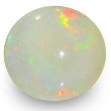 Ethiopia Cabochon Translucent Loose White/Precious Opals