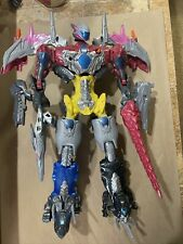 Bandai Power Rangers Movie Megazord 2017 - All 5 Zords 100% Complete + Goldar