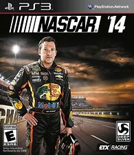Nascar 14 PS3 - w/ Toy Car Sony Playstation 3 -  NEW Factory Sealed but w/ wear